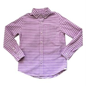 J. Crew crewcuts button down shirt. Size 6/7